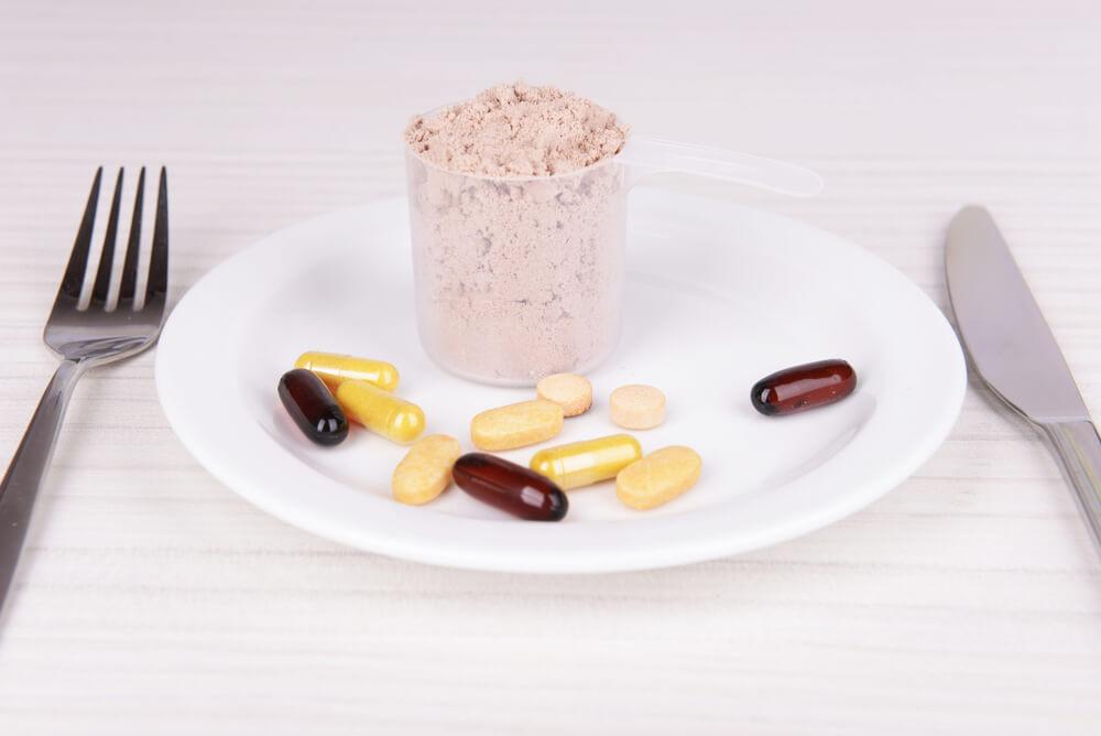 プロテインを食事と置き換える飲み方