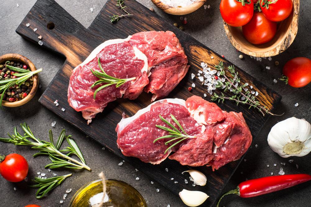 筋トレ時の食事(肉編)