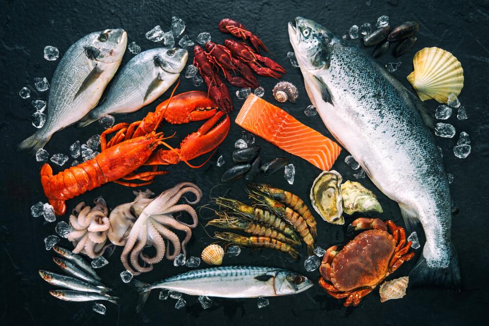 筋トレ時の食事(魚編)