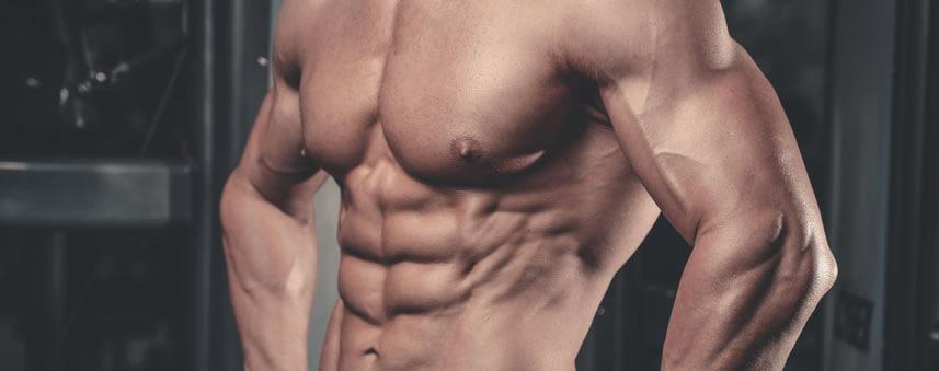 ゴブリン体型を治すには胸筋をつけるべき