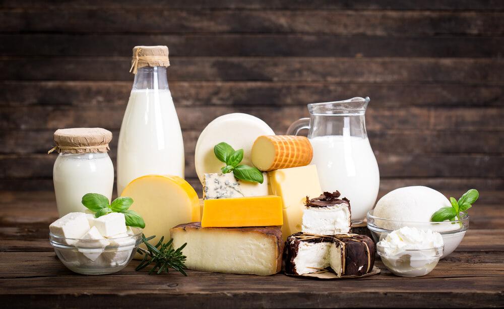 筋トレ時の食事(乳製品)