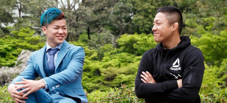 那須川天心と堀口恭司の試合は急遽決定された