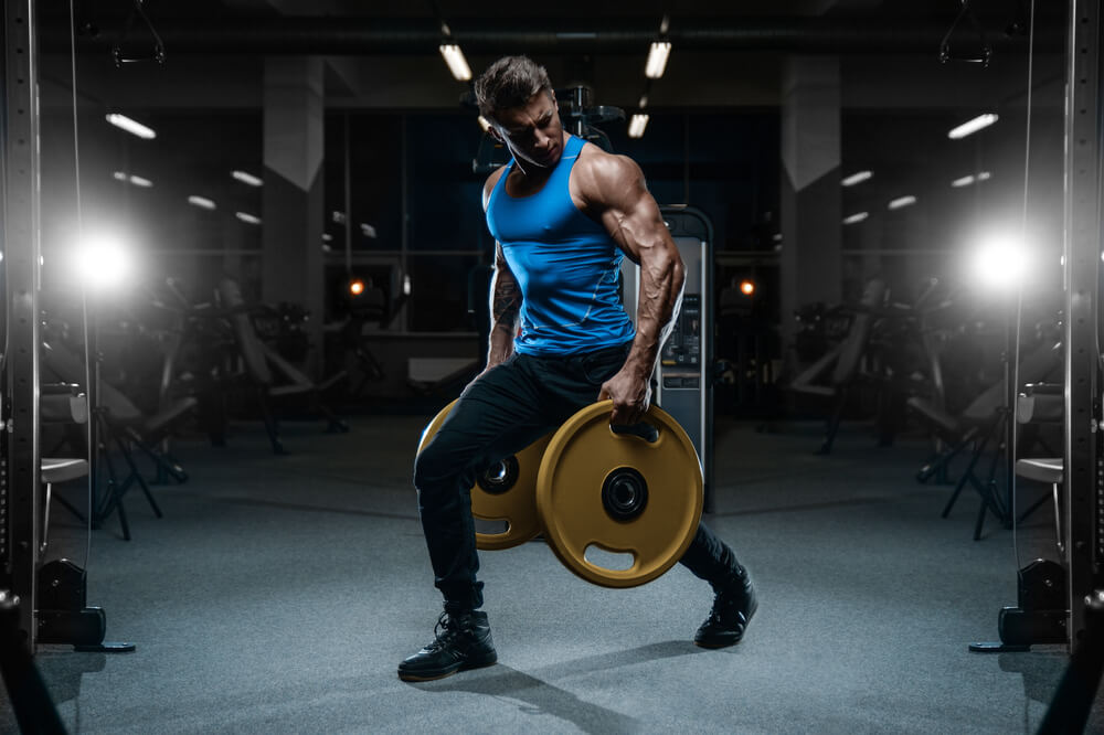筋肉に負荷を与えるにはどうするの