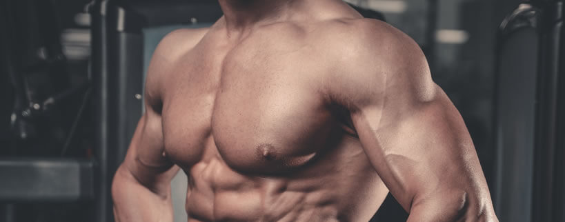 ゴブリン体型治すには肩の筋肉も重要
