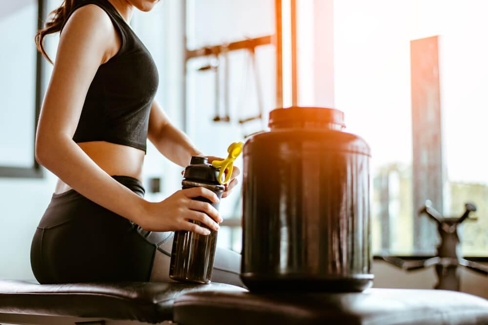 プロテインも効率よく栄養を摂取できる画期的アイテム