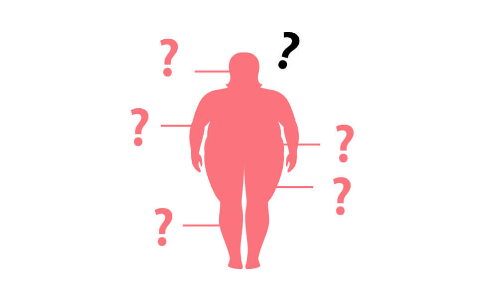 肥満の悩みを解決するには、なぜ肥満なのかを知る事