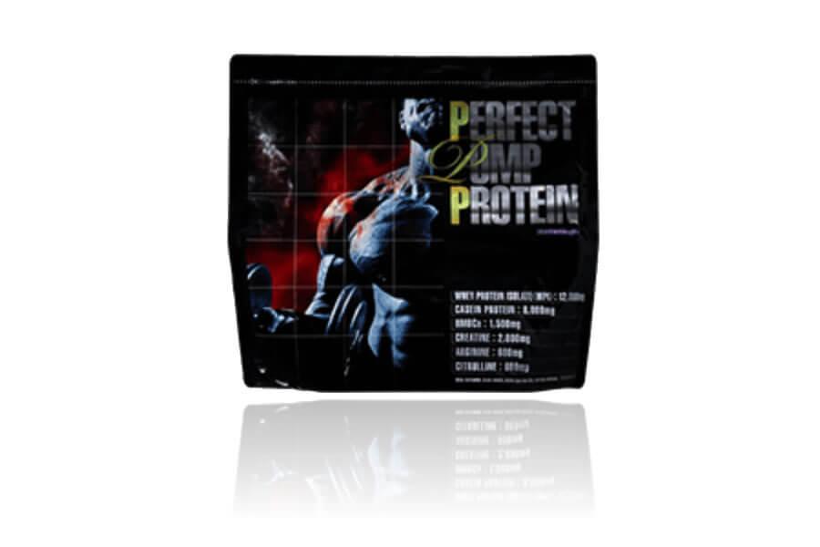 パーフェクトパンププロテインという商品はHMB、クレアチン、シトルリンも配合され効果が凄い!