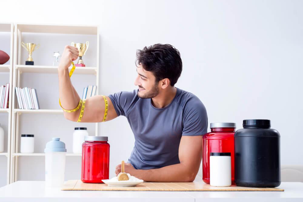 筋肉の成長は筋トレ時の総重量で決まる
