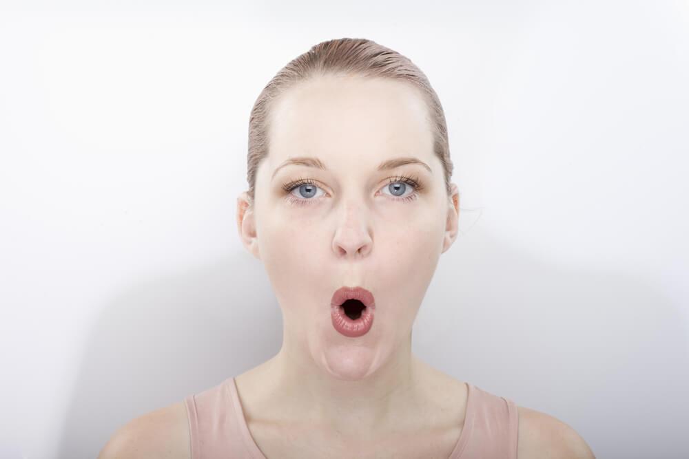 顔の表情筋を筋トレすることで若返る効果